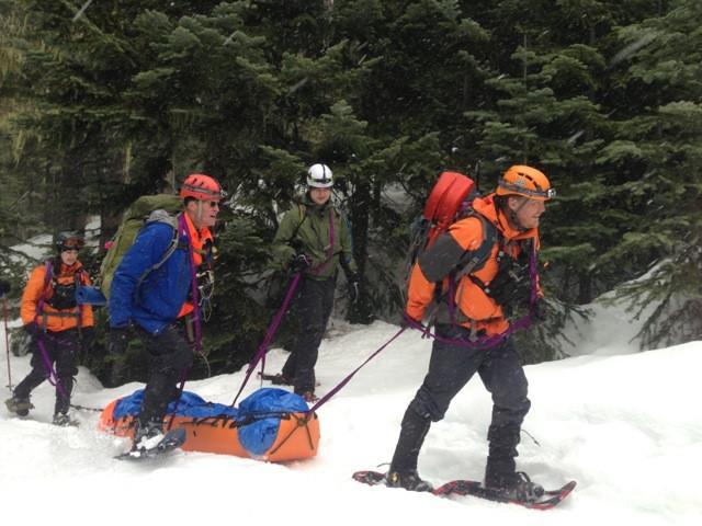 Sked 174 Basic Rescue System International Orange