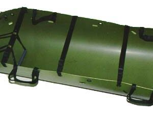 sked-reg-stretcher-OD-Green-stretcher-body-only-photo