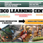 Skedco Learning Center Course Schedule
