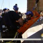 Daring rescues: Inside the elite team training at major landmarks